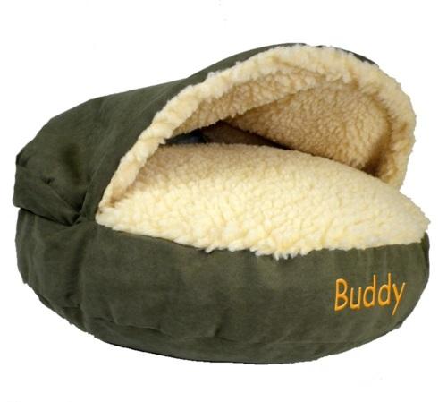 Cooles Hundebett  groß bequem