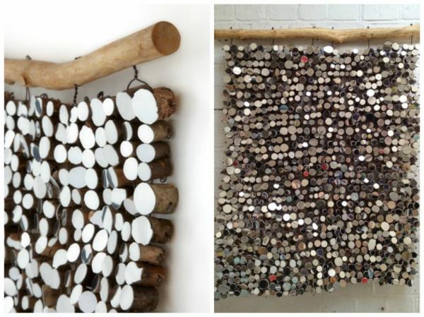 12 diy deko ideen die ihre wohnung erfrischen werden. Black Bedroom Furniture Sets. Home Design Ideas