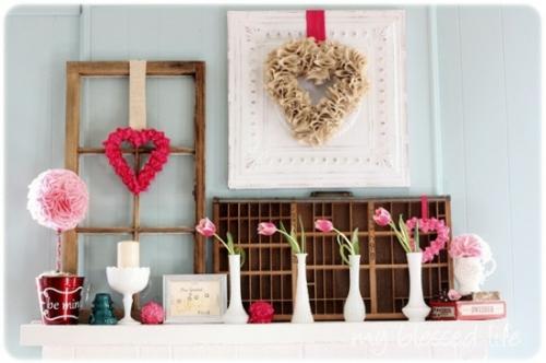 DIY Valentinstag Geschenke und Deko