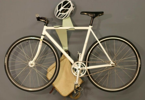 Den Fahrrad zu Hause richtig aufbewahren ausrüstung