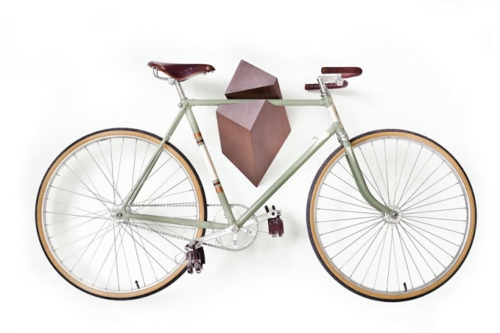 Den Fahrrad zu Hause richtig aufbewahren designer