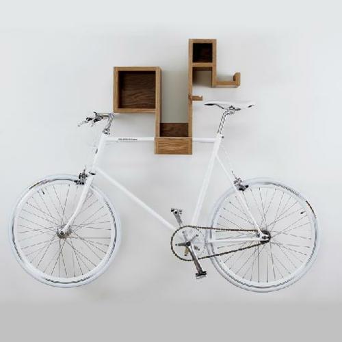 Den Fahrrad zu Hause richtig aufbewahren modular regale