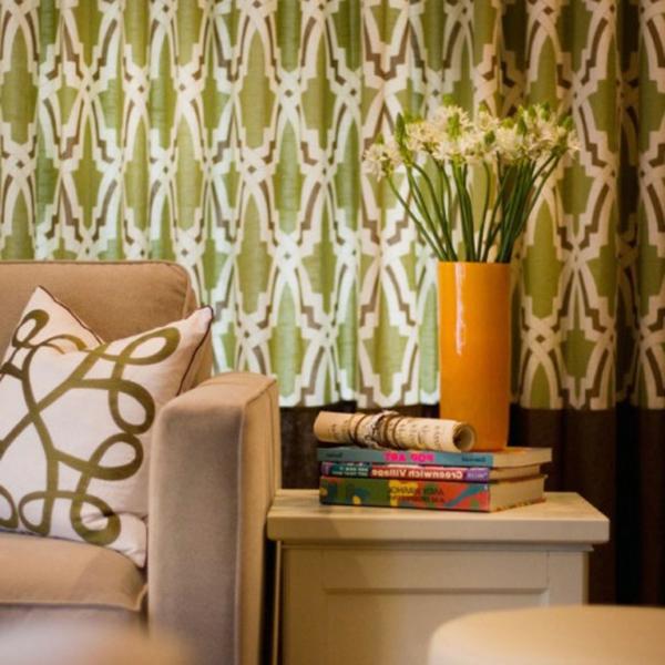 Einrichtungsideen  schöne Möbel & Wohnen blumenvasen orange
