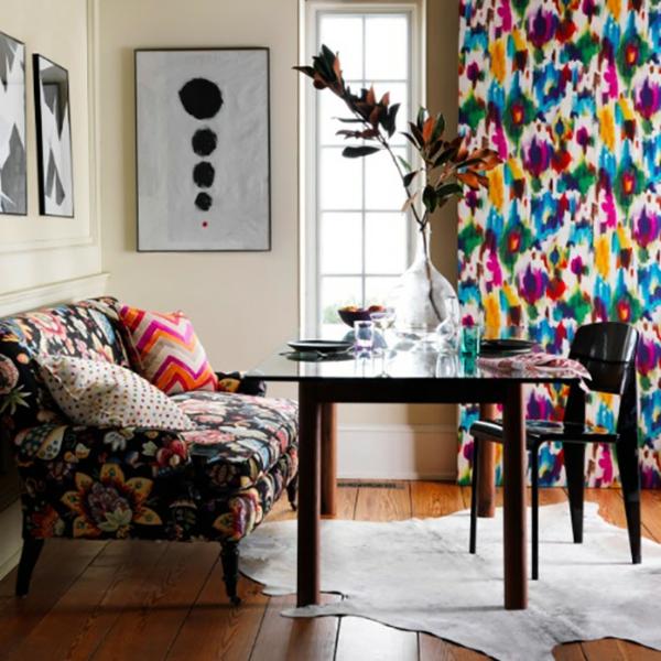 Einrichtungsideen für schöne Möbel & Wohnen wohnzimmer chavron