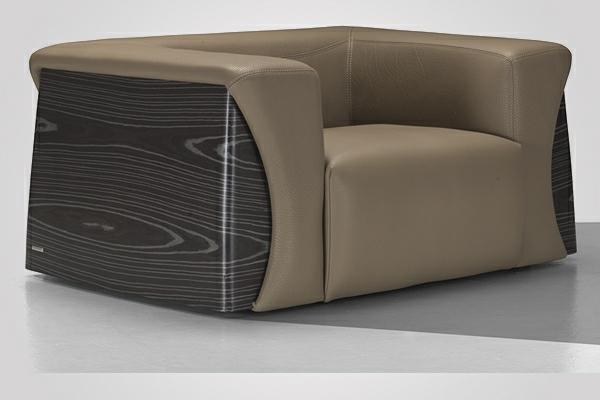 Erstaunliche Möbel Kollektion von Mercedes-Benz braun sessel