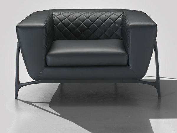 Erstaunliche Möbel Kollektion von Mercedes Benz schwarz sessel
