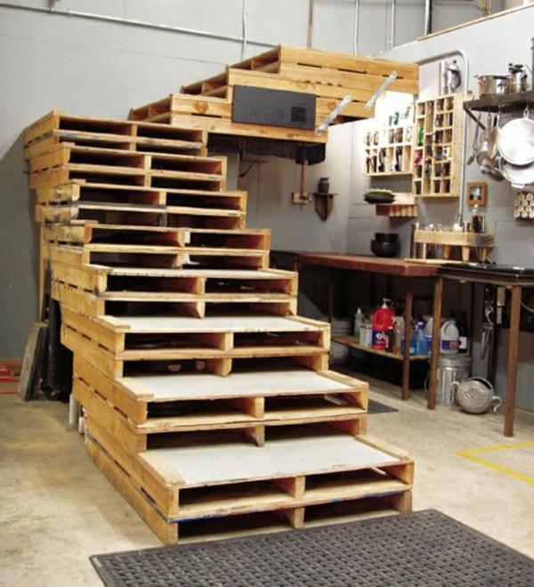 Europaletten recyceln - DIY Möbel aus Holzpaletten