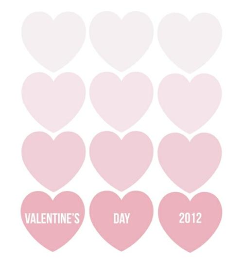 Geschenke und Dekoration zum Valentinstag selbst machen basteln