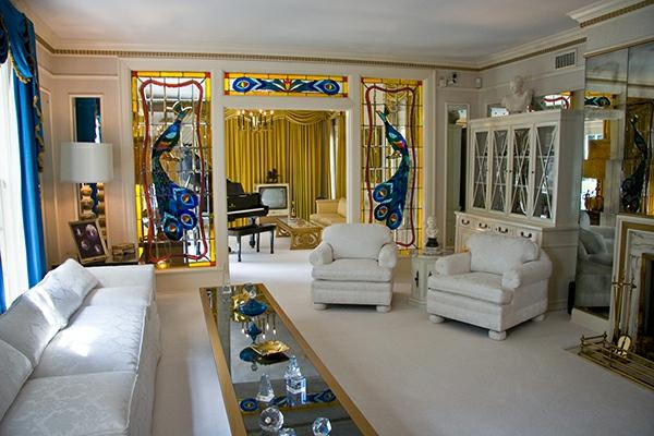 Glasmalerei zu Hause wohnzimmer klassisch weiß