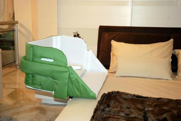 innovatives babybett - cully belly co-sleeper, Schlafzimmer