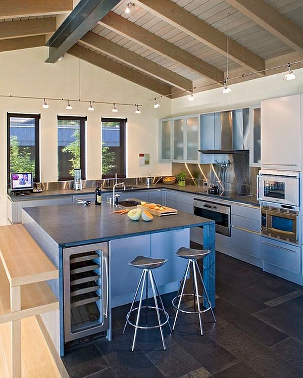 hocker modern holz amped for. Black Bedroom Furniture Sets. Home Design Ideas