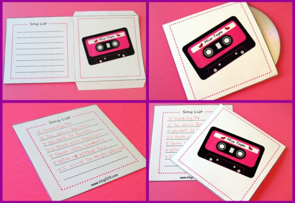 Low Cost Valentinstag Geschenke originell rosa