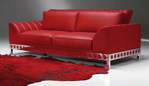 Die Montecarlo Möbel und der Imola S Sessel von Tonino Lamborghini sessel