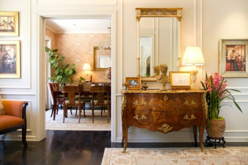 Qualität der antiken Möbel gemustert klassisch kommode schminktisch