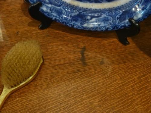 Qualität der antiken Möbel oberfläche holz kamm