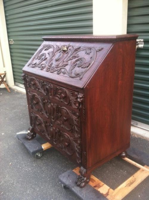 Qualität der antiken Möbel verziert gemustert holz kommode