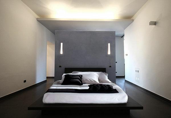 Gut Raumteiler Und Trennwand Diego Bortoiato Schlafzimmer Grau