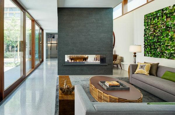 Vorschläge für Raumteiler und Trennwand  Harmonie zu Hause schaffen -> Tv Trennwand