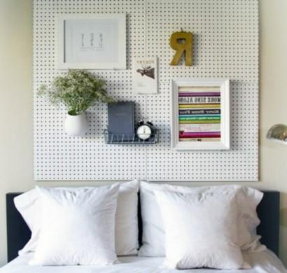 Schlafzimmer Gestalten U2013 Coole DIY Kopfteile Für Sie