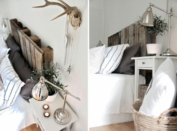 schlafzimmer gestalten coole diy kopfteile f r sie. Black Bedroom Furniture Sets. Home Design Ideas