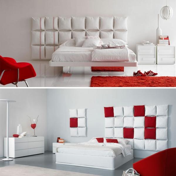 Schlafzimmer Gestalten Rot wandgestaltung schlafzimmer modern with design schlafzimmer modern rot kreativ wandgestaltung Schlafzimmer Gestalten Rot Bersicht Traum Schlafzimmer
