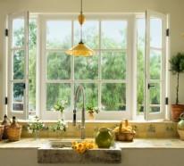 Tageslicht zu Hause mit Stil reinlassen