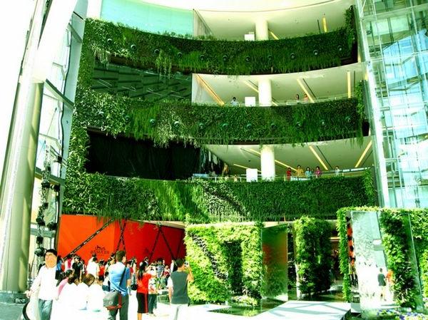 Garten gebäude fassade terrassen geländer