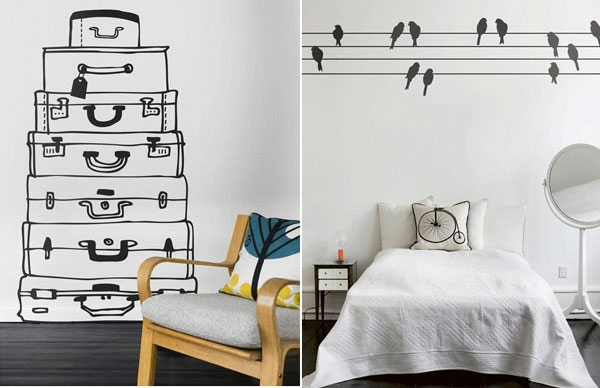 Coole wandtattoos schlafzimmer ~ brimob.com for .