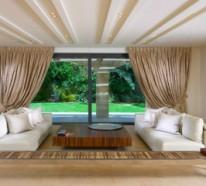Wohnideen für Deckengestaltung , welche einen Look wert ist