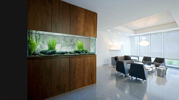aquarien minimalistisch großzügig