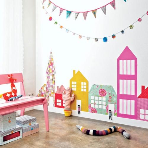 Babyzimmer Komplett Gestalten - 25 Kreative Und Bunte Ideen