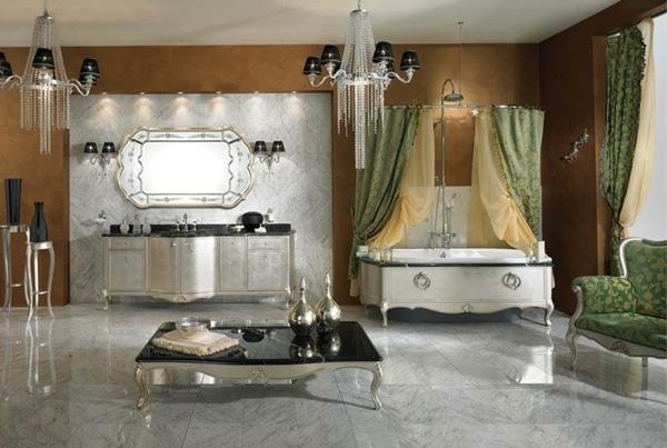 Badausstattung Ideen - 13 ultimative Badezimmer mit romantischem Flair