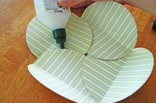 bastelideen papier briefumschlag bunt selber machen
