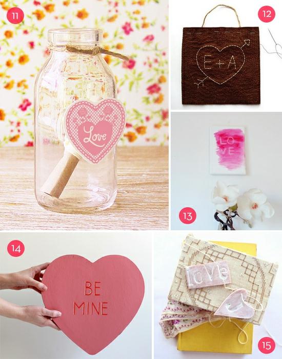 Bastelideen Zum Valentinstag Last Minute Geschenke Zum Selbermachen