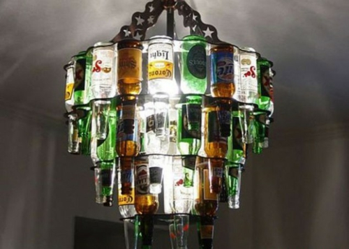 Basteln Mit Glasflaschen 15 Kreative Und Originelle Diy Ideen