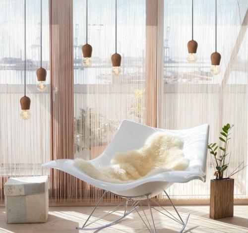coole diy lampen aus gl hbirnen basteln sch n und funktional. Black Bedroom Furniture Sets. Home Design Ideas