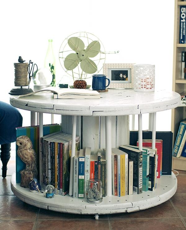 Couchtisch selber bauen  18 originelle DIY Ideen zum