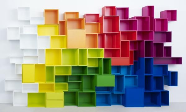 cubit farbe bunt