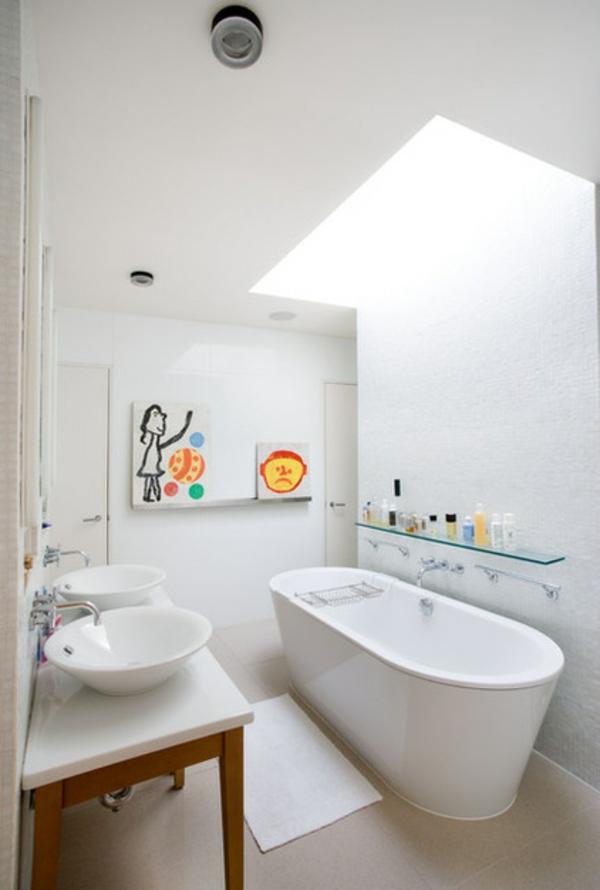 Badezimmer mit dachfenster  Dachfenster Skylight - Wissenswertes und Vorteile
