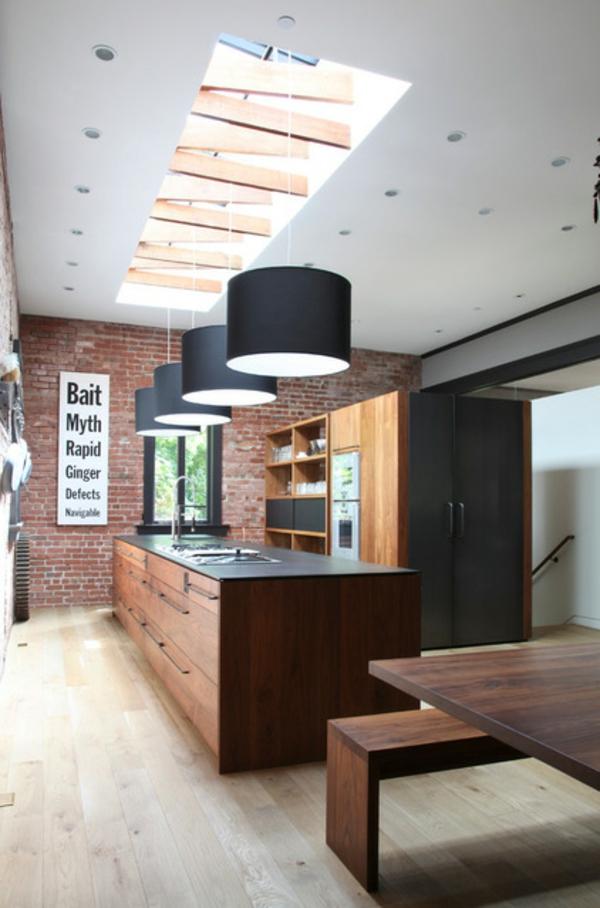 dachfenster-skylight-moderne-küche