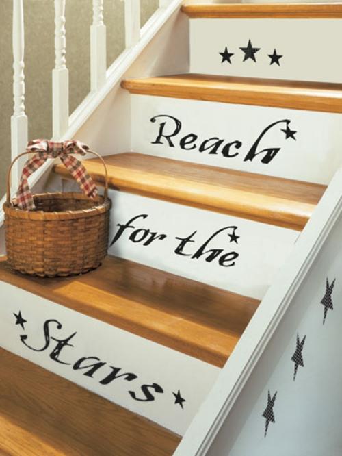 Treppen Verschönern treppen verschönern my