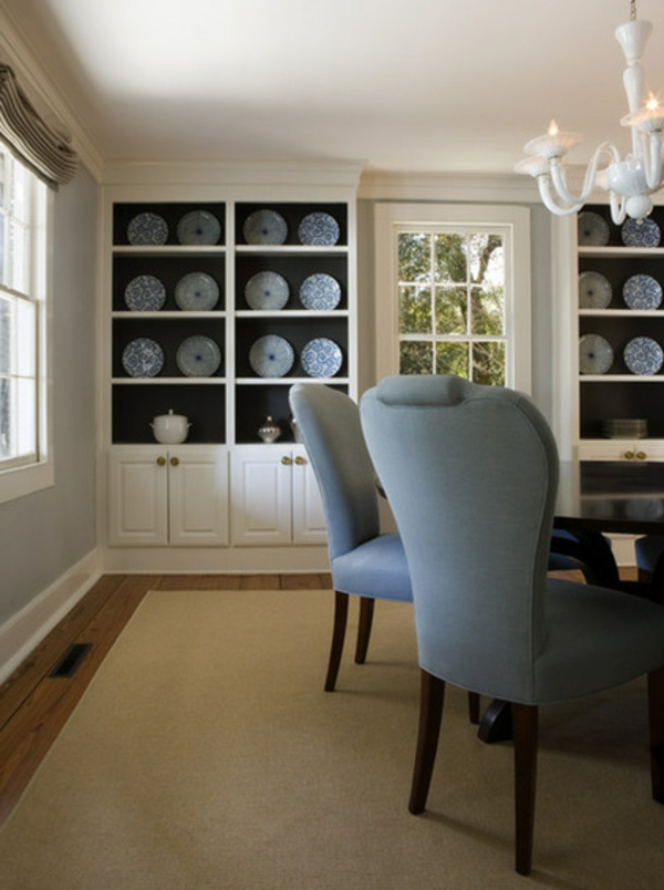 Lieblich Fantastisch Esszimmer Ideen Porzellan Teller Sammlung