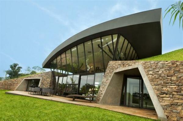 Hangh 228 User In Luque Paraguay Ein Modernes Projekt Von Bauen