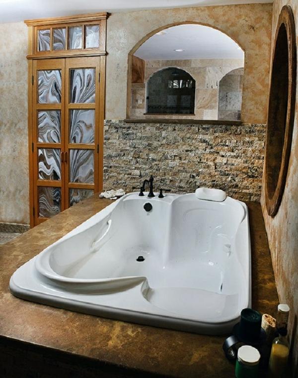 Brief Für Zwei Personen : Innovative badewannen die erholungsmomente anbieten