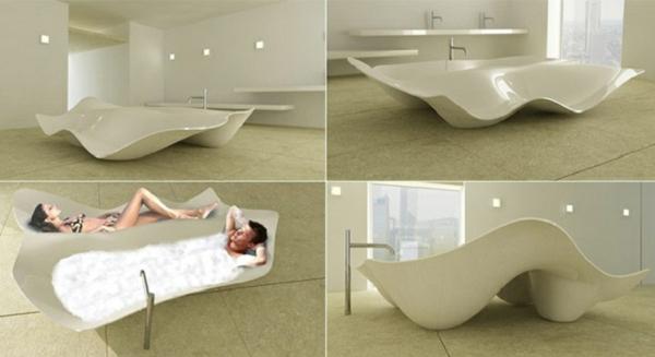10 Innovative Badewannen, Die Erholungsmomente Anbieten Designer Badewannen Moderne Bad