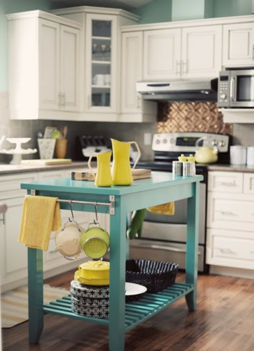 kücheninsel kleine und einfach