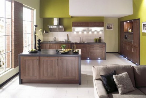 küchen mit unterschränken