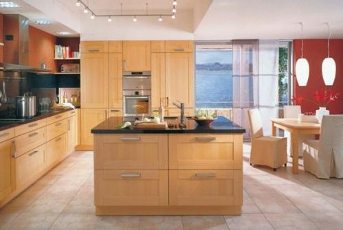 kücheninsel quadratisch mit schubladen