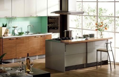 Kücheninsel zu Hause  30 stilvolle Einrichtungsideen für Ihre