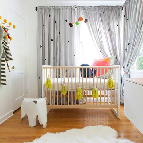 babyzimmer komplett gestalten 25 kreative und bunte ideen. Black Bedroom Furniture Sets. Home Design Ideas